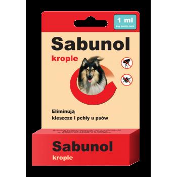 SABUNOL KROPLE 1ML